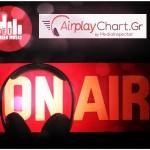 Ποιο τραγούδι ήταν στο #1 του airplay chart πέρσι τέτοιο καιρό;