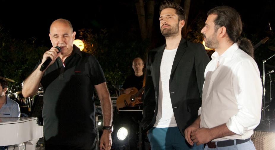 Ηλίας Φιλίππου - Κωνσταντίνος Αργυρός - Κυριάκος Παπαδόπουλος