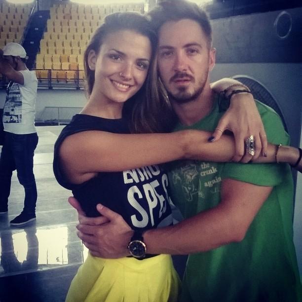 MAD VMA 2014 - Κατερίνα Λιόλιου & Νίκος Γκάνος