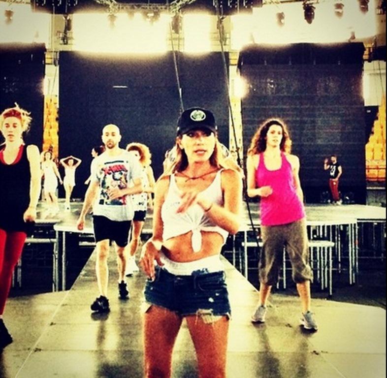 MAD VMA 2014 - Δέσποινα Βανδή