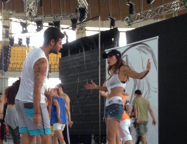 Δέσποινα Βανδή & Κώστας Μαρτάκης