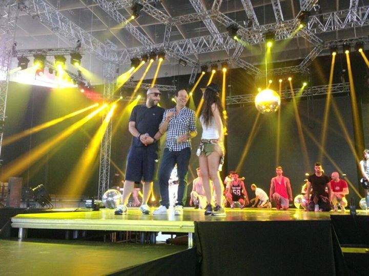 MAD VMA 2014 - Stavento & Ήβη Αδάμου