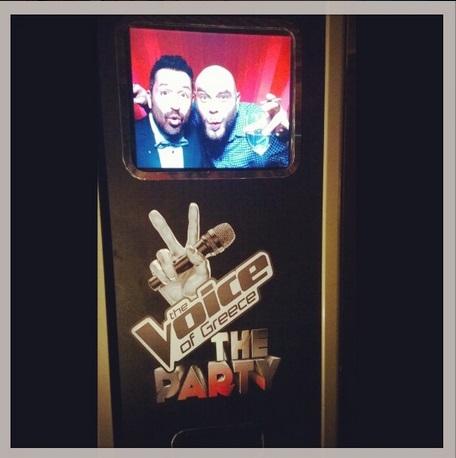 Πάρτυ του The Voice