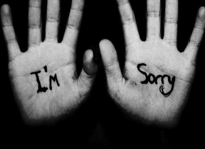 """9+1 τραγούδια για τη """"Συγνώμη"""", αυτήν που εξαφάνισε το φιλότιμο!"""