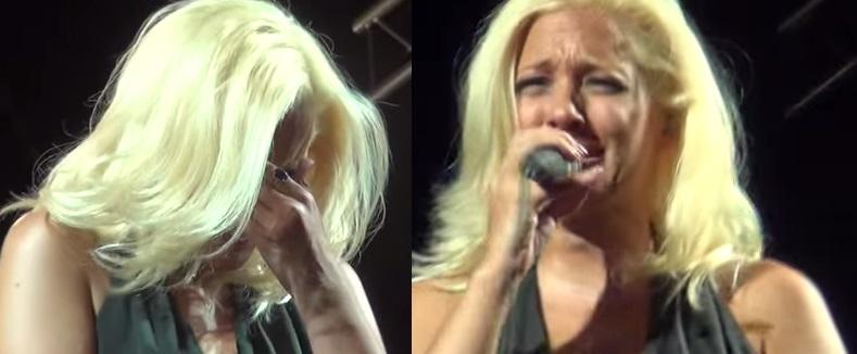 """Η Νατάσα Μποφίλιου σπαράζει σε κλάματα με το """"Μέτρημα"""" και το YouTube παίρνει φωτιά!"""