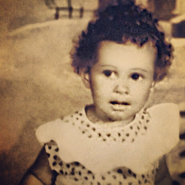 Έχετε δει την Ελένη Φουρέιρα σε ηλικία... 7 μηνών;