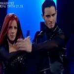 #dwts5 : Θεοχάρης Ιωαννίδης & Αναστασία – Πάσο Ντόμπλε (Βίντεο)