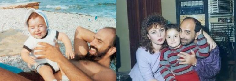 Flashback: Η Ελεωνόρα Ζουγανέλη τραγουδάει με τον πατέρα της σε ηλικία 13 ετών!
