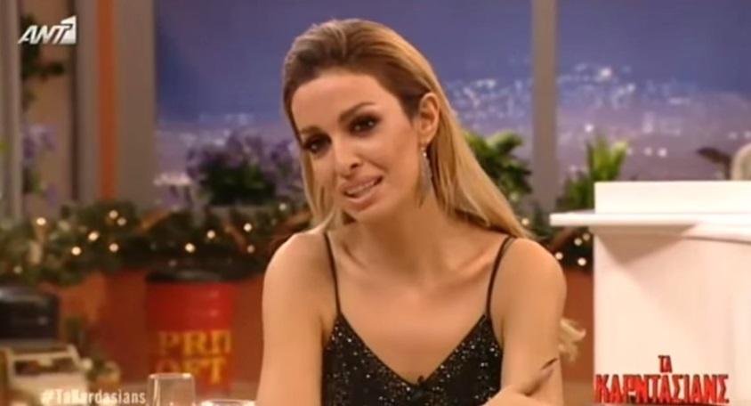 """Ελένη Φουρέιρα: """"Συζητάμε για να εκπροσωπήσω την Ελλάδα στη Eurovision""""!"""