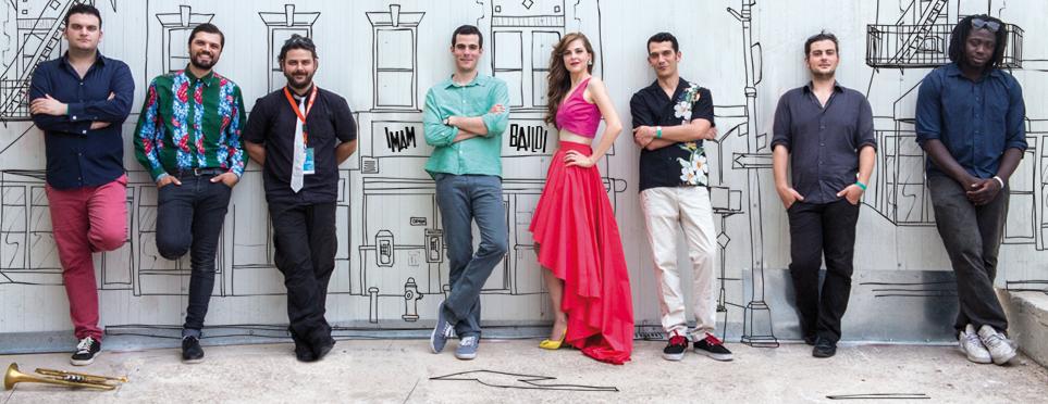 """Το """"Σημείωμα"""" των Imam Baildi υποψήφιο στo Global Pop Hits 2014! Δείτε πώς να τους ψηφίσετε!"""