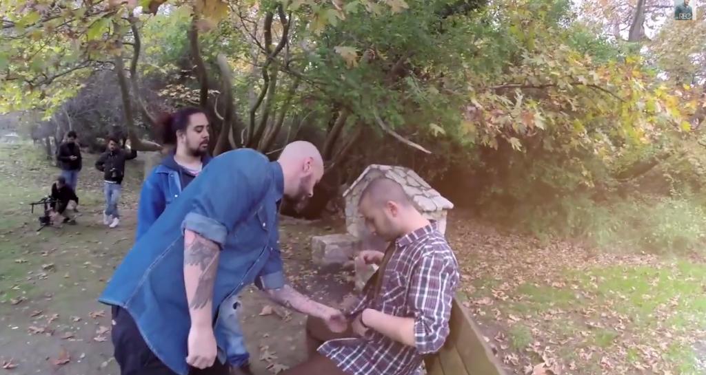 """Οι REC στα γυρίσματα του """"Καρδιά""""! Δείτε το making of βίντεο που ετοίμασαν!"""