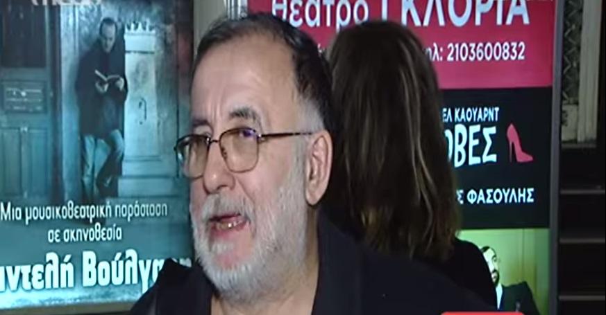 """Θάνος Μικρούτσικος: """"Από το lifestyle παραδέχομαι την Άννα Βίσση"""""""
