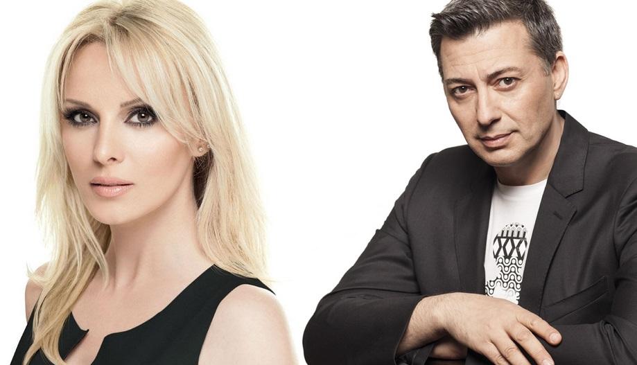 Πέγκυ Ζήνα και Νίκος Μακρόπουλος στο Politia Live Clubbing
