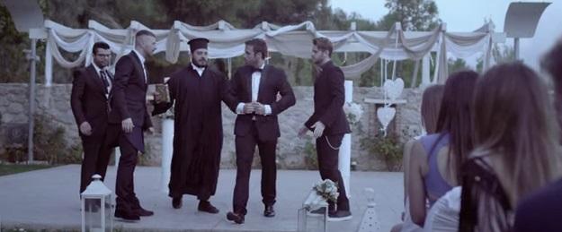 Σε ποιο βίντεο κλιπ συμμετείχε ως κομπάρσος ο Barrice πριν τη Eurovision;