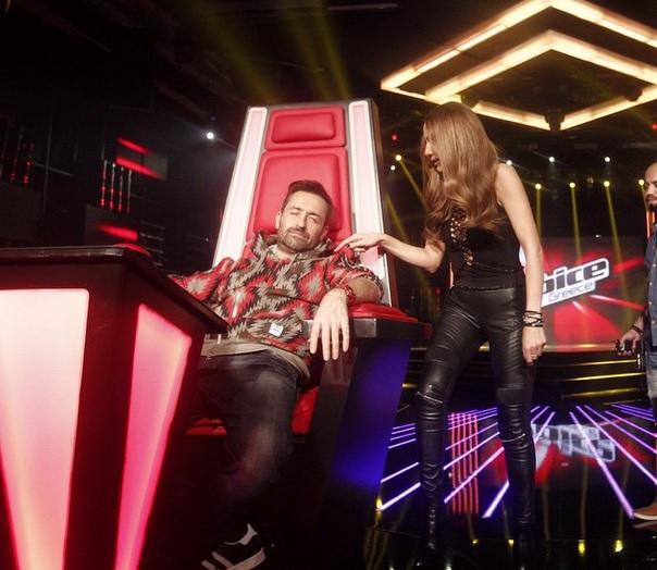 The Voice 2: Ποιος αποκοιμήθηκε στη θέση της Δέσποινας Βανδή;