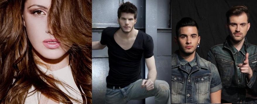 Αυτοί θα είναι οι special guests του Ελληνικού Τελικού της Eurovision