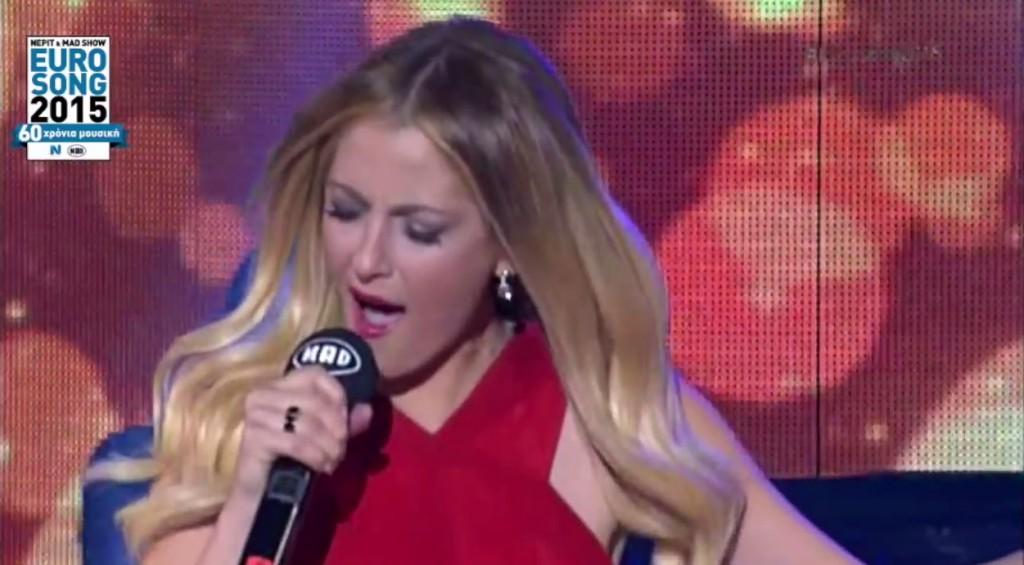 """Με Μαρία Έλενα Κυριάκου και """"One Last Breath"""" στη Eurovision!"""