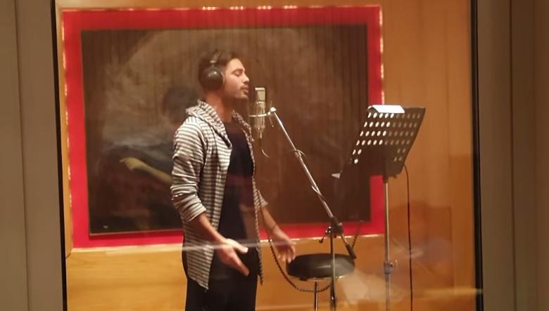 """Κώστας Μαρτάκης - Δείτε backstage βίντεο από την ηχογράφηση του """"Ούτε Ήξερες"""""""