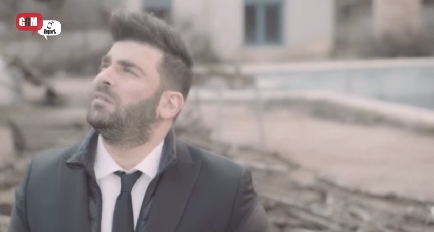 """Παντελής Παντελίδης: Πότε κυκλοφορεί το Β' Μέρος του δίσκου """"Πανσέληνος και κάτι - Εκ-πνοή"""";"""