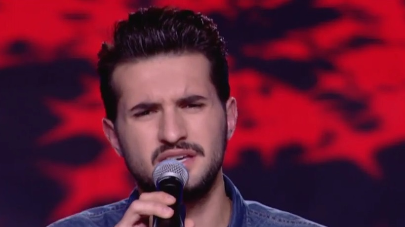The Voice 2 Blind Auditions: Μάριος Άρρατος - Είμαι Δικός Σου (Βίντεο)