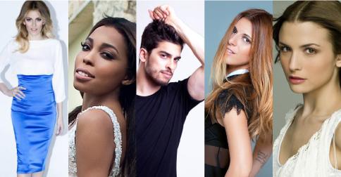 MAD VMA 2015 Υποψηφιότητες: Best New Artist / Καλύτερος πρωτοεμφανιζόμενος