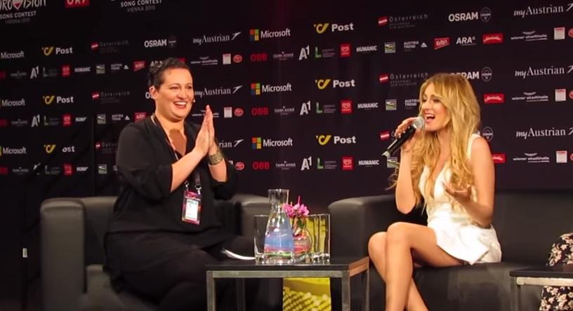 Μαρία Έλενα Κυριάκου: Ακούστε την να τραγουδάει Αλίκη Βουγιουκλάκη στους ξένους! (βίντεο)