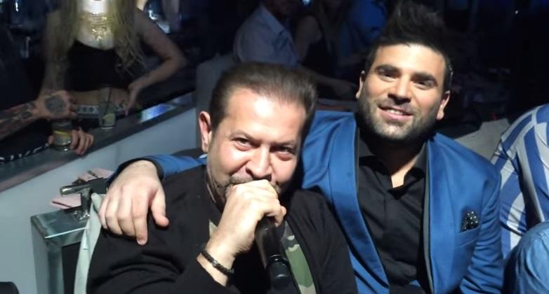 Καλίδης, Καραφώτης και Κωστόπουλος διασκέδασαν στον Παντελή Παντελίδη! (βίντεο)