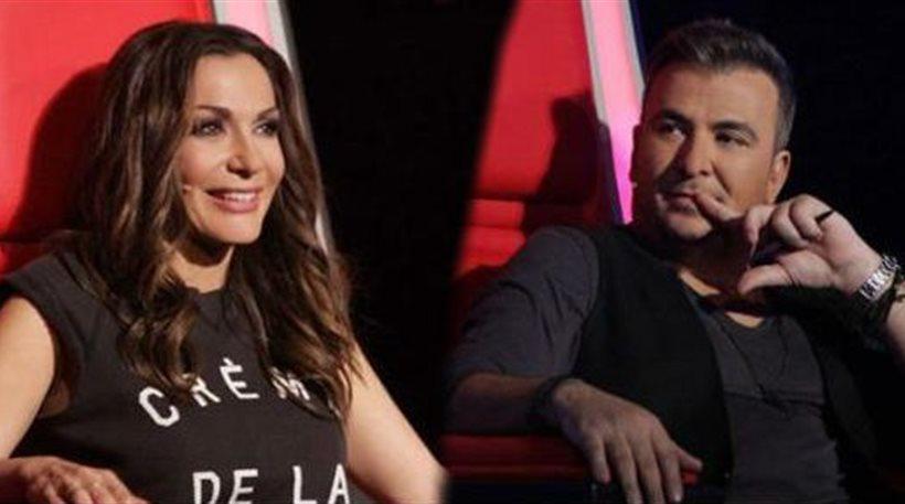 Αντώνης Ρέμος - Δέσποινα Βανδή: Η έκπληξη που σχεδιάζουν για τον τελικό του The Voice