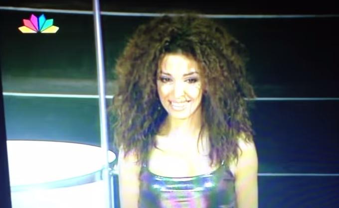 Δείτε την Ελένη Φουρέιρα σε τηλεπαιχνίδι του STAR πριν λίγα χρόνια.