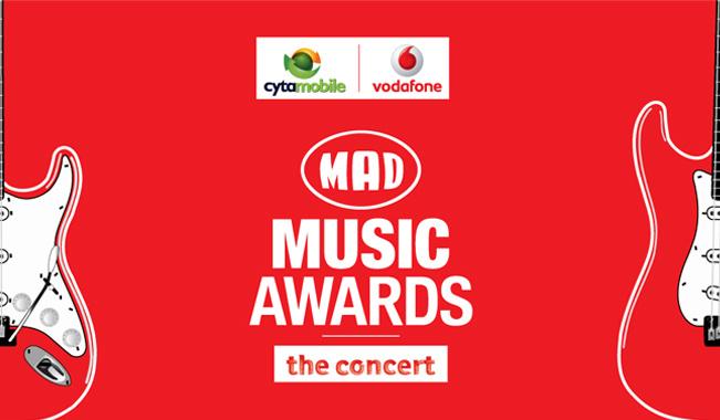 MAD Music Awards Cyprus 2015