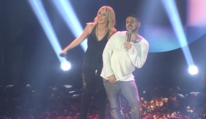 STAN: Στη σκηνή με την Πέγκυ Ζήνα - Ξεσήκωσαν το Fantasia! (βίντεο)