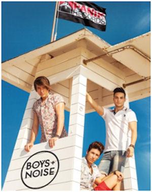 """""""Ταινία Φαντασίας"""" - Πότε κυκλοφορεί το νέο album των Boys and Noise;"""