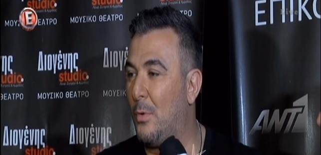 """Αντώνης Ρέμος: """"Είμαι πολύ μικρός για να συνεργαστώ με τον Σφακιανάκη"""""""