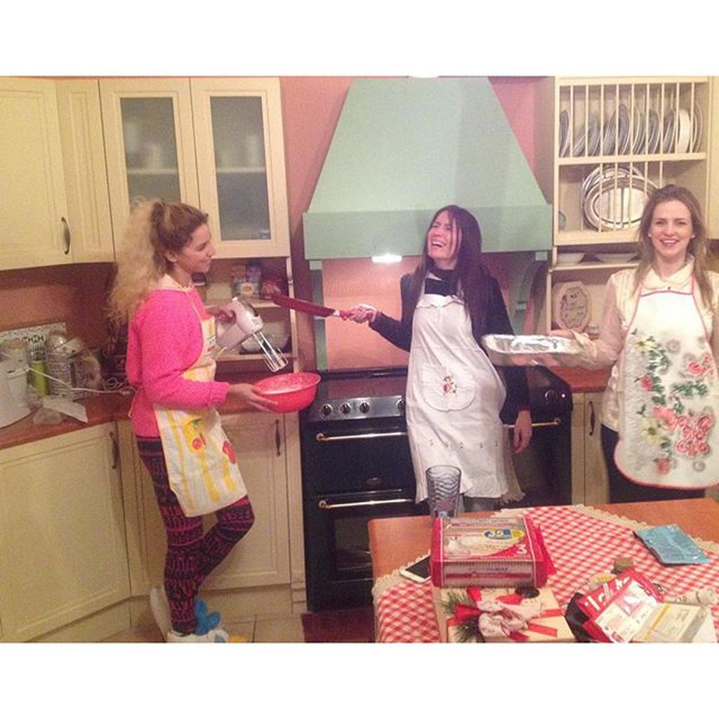 Στικούδη στην κουζίνα