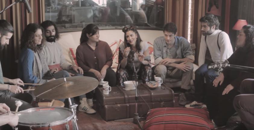 Μαρίνα Σάττι and friends