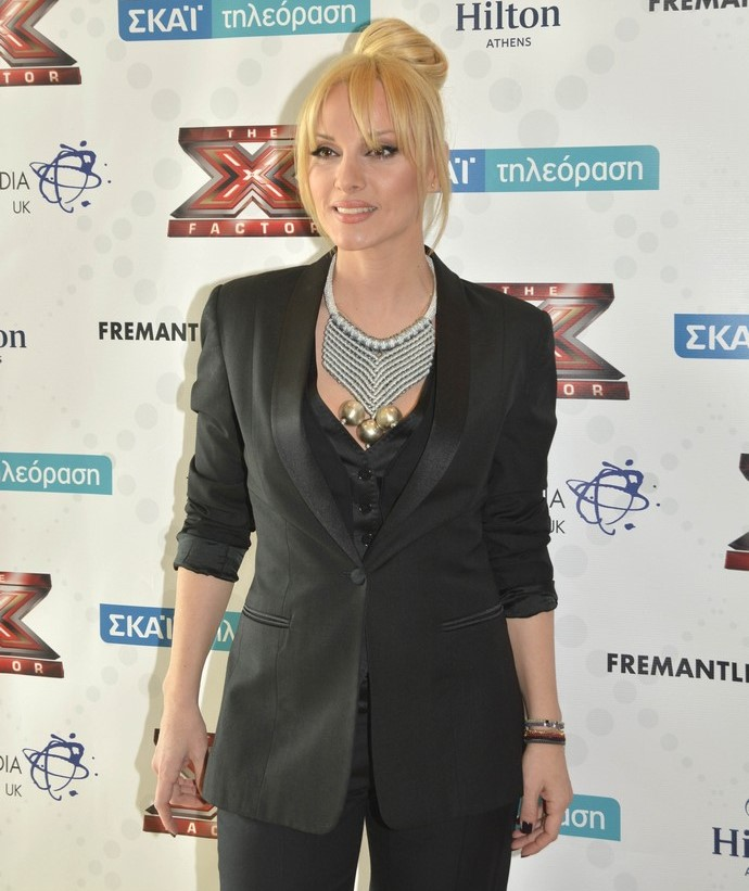 X-Factor συνέντευξη τύπου