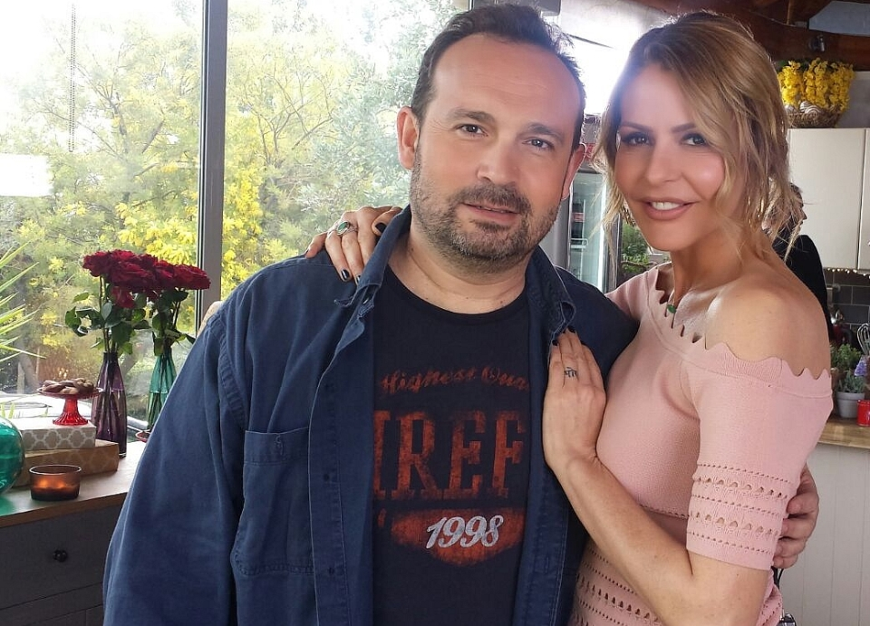 Κώστας Μακεδόνας - Τζένη Μπαλατσινού