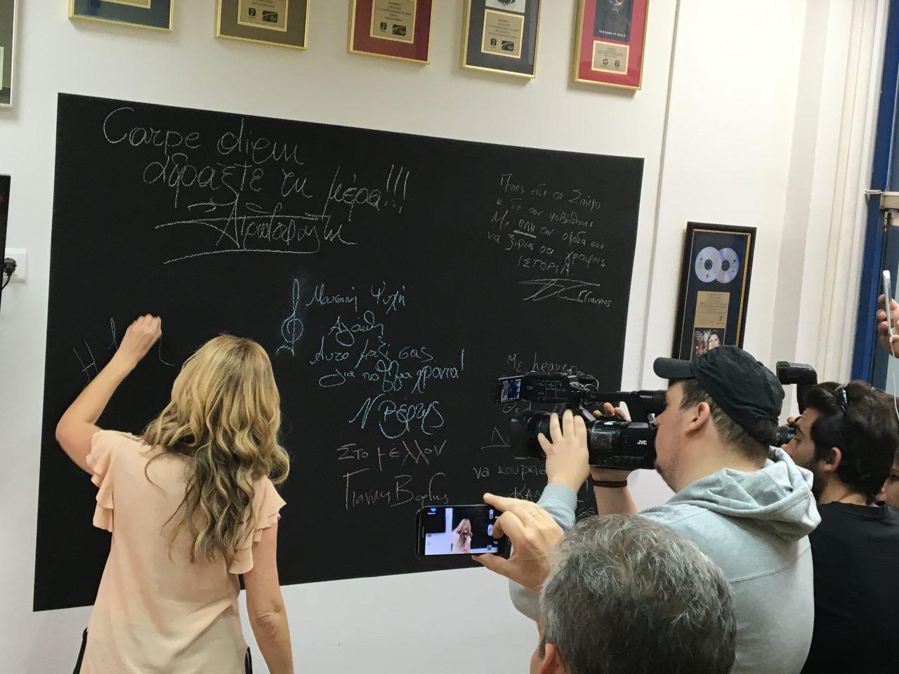 Νατάσα Θεοδωρίδου: Όσα δήλωσε στο GetGreekMusic για τη μεταγραφή της στη Heaven Music αλλά και για τα νέα της σχέδια