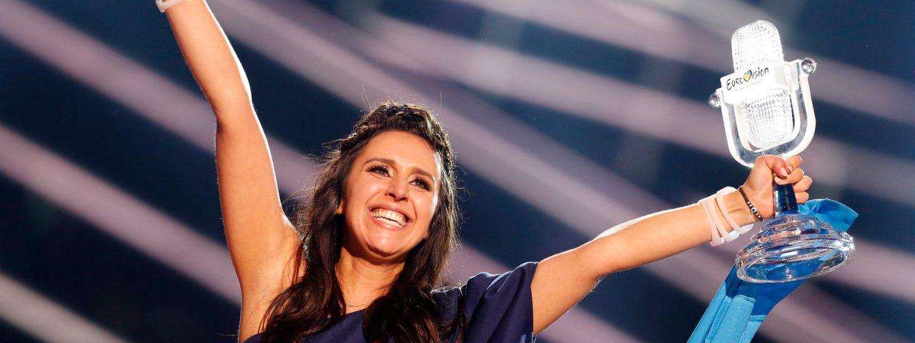 Eurovision 2016: Jamala 1944 νικήτρια