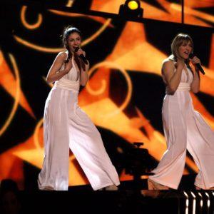 Argo - Δεύτερη πρόβα Eurovision