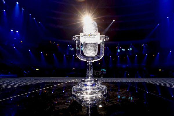 eurovision 2016 τρόπαιο