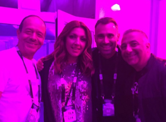 Παπαρίζου - Eurovision Party