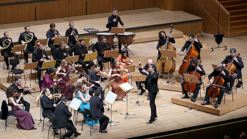 H Καμεράτα παρουσιάζει Carmina Burana στο Ηρώδειο