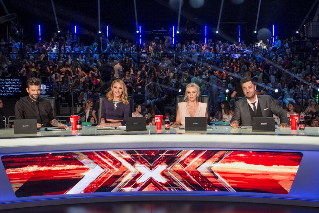 X-Factor: Τι θα δούμε στο 8ο live την Τρίτη 28/6;