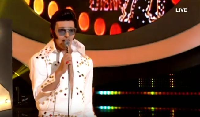 YFSF: Εντυπωσίασε ο Δήμος Μπέκε ως Elvis Prisley στον τελικό (βίντεο)