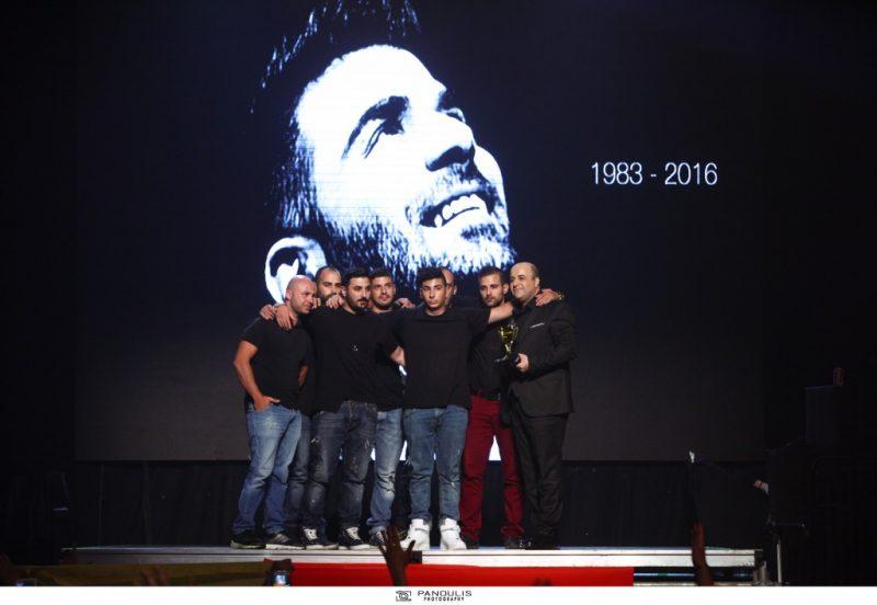 Mad VMA - Βράβευση Παντελίδης