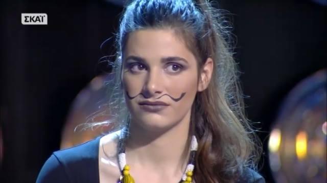 X-Factor: Η κίνηση της Νωαίνας on air που σόκαρε & Η απάντησή της (βίντεο)