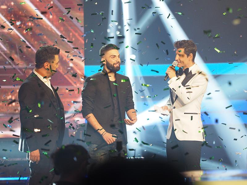 Ανδρέας Λέοντας - X Factor