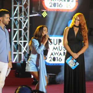 Super Music Awards 2016: Δείτε ποιοι είναι οι μεγάλοι νικητές των βραβείων (φωτογραφίες)