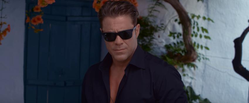 """""""Μη μου ζητάς"""" - Δείτε teaser από το νέο βίντεο κλιπ του Χρήστου Χολίδη"""